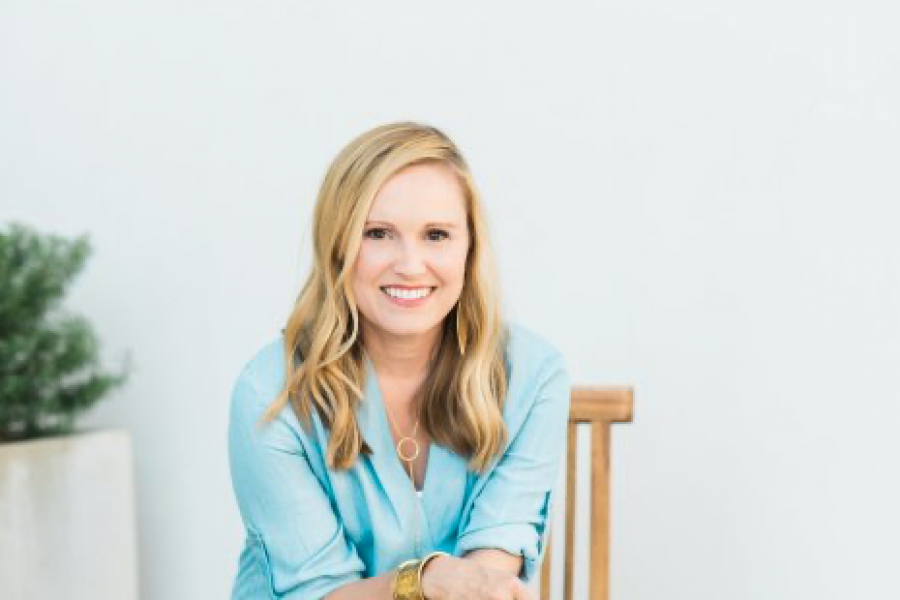 067: Lead Anyway: Jennie Allen, Founder of IF: Gathering