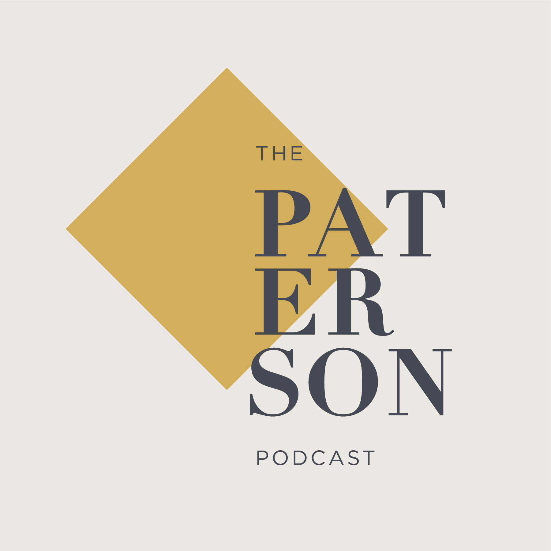Podcast – Paterson
